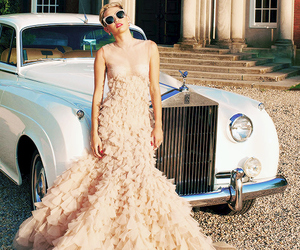 miley cyrus, dress, and miley image