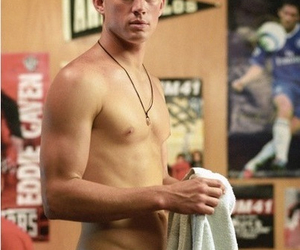 channing tatum, Hot, and she's the man image