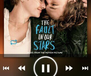 tfios, music, and the fault in our stars image