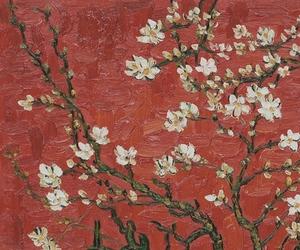 flowers, van gogh, and art image