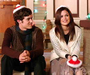 the oc, christmas, and adam brody image