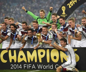 germany, champions, and boy image