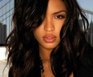 beautiful, cassie, and hair image