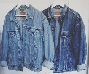 clothing, denim, and funky image