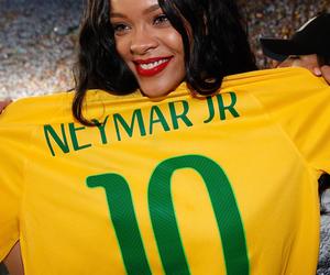 rihanna, neymar jr, and neymar image