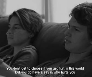 tfios, the fault in our stars, and quotes image