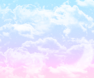 kawaii and sky image