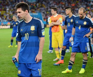argentina, leo messi, and football image