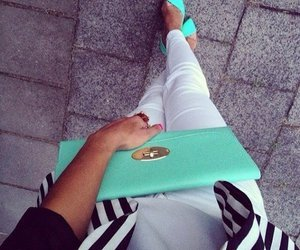 bags, fashion, and gold image