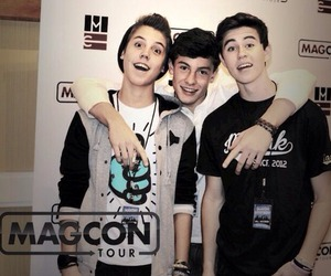 nash grier, magcon, and shawn mendes image