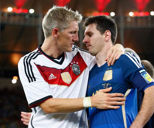 germany, messi, and argentina image