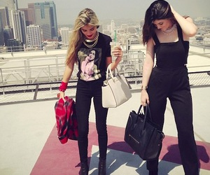 girl, kylie jenner, and pia mia image