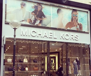 Michael Kors, shop, and store image