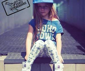 swag, baby, and blue image