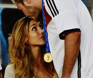 mario gotze, love, and couple image
