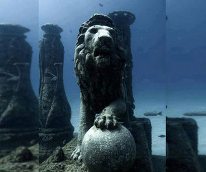 ancient, goth, and lion image