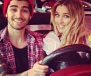 zain, perrie, and zerrie image