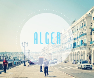Algeria and alger image