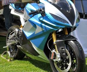 electric bike, e-bike, and lightning ls-218 image