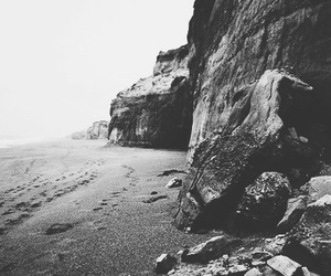 beach, nature, and photography image