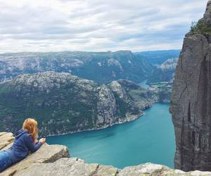 girl and norway image