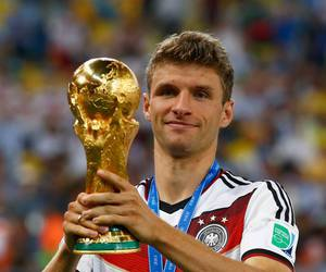 muller, germany, and world cup image