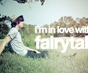 boy, fairytale, and typography image