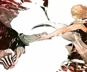 bleach, anime, and urahara image