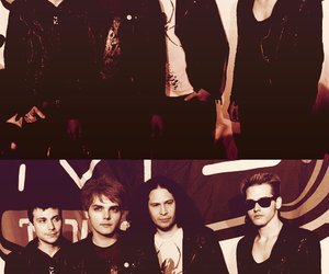 band, style, and mcr image