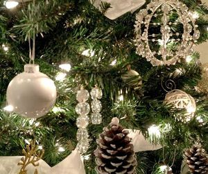 christmas, decorating, and gifts image