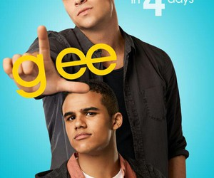 glee, puck, and gleeks image