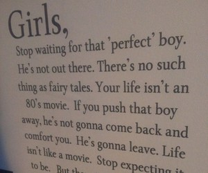 boy, girls, and life image