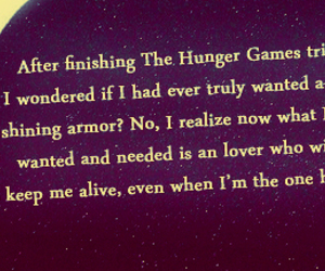 peeta, no we want gale, and team peeta! image