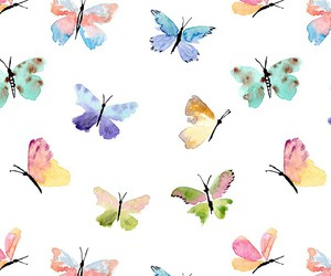 beauty, pattern, and water color image