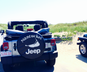 car, jeep, and summer image