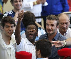 David Beckham, final, and 2014 image