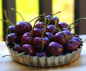 cherry and meal image