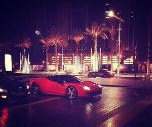 luxury, ferrari, and red image