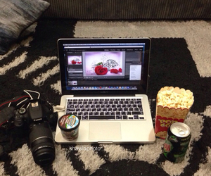 canon, chilling, and dew image