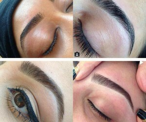 eyebrows, perfect, and goals image