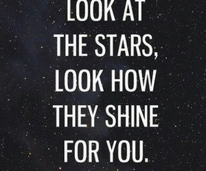 coldplay, quote, and shine image