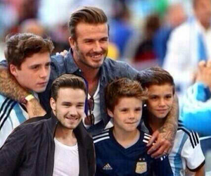 beckham, David Beckham, and argentina image