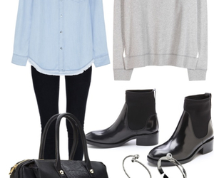 acne, clothes, and fashion image