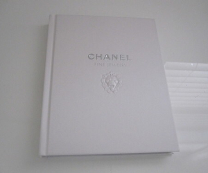book, chanel, and haute couture image