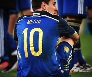 argentina, messi, and hero image