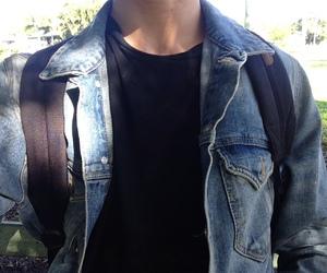 boy, grunge, and pale image