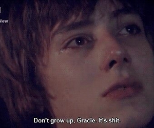 skins, cry, and grow up image