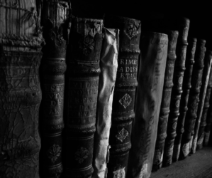 book, black and white, and antique image