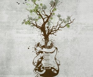 music and guitar image