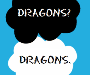 dragons, this, and the fault in our stars image